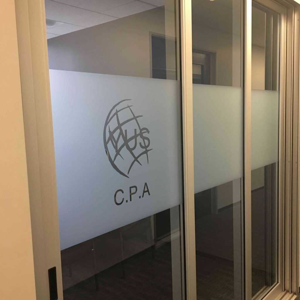 Decorative Glass Films are the Preferred Choice for Privacy and Branding